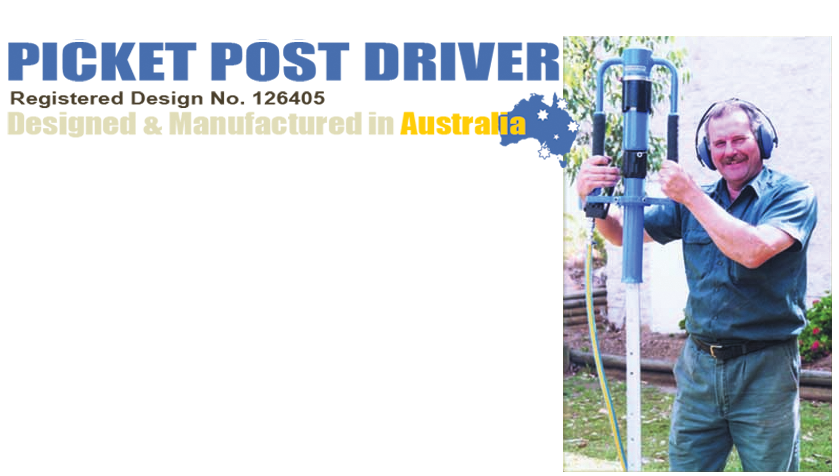Picket Post Driver